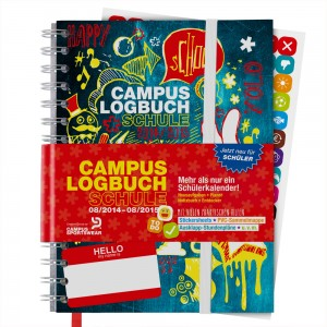 CampusLogbuch Cover
