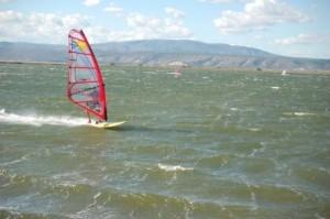 Windsurfen Leucate