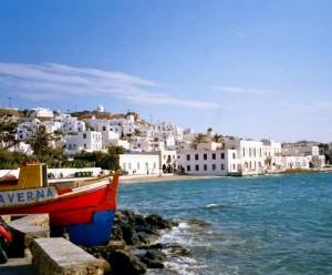 Segeltörns ab Korfu, Paros oder Athen