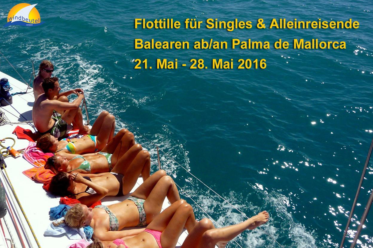 Singleflottille Mallorca